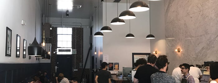 Civil Coffee is one of L.A. Coffeeshops for LANG.