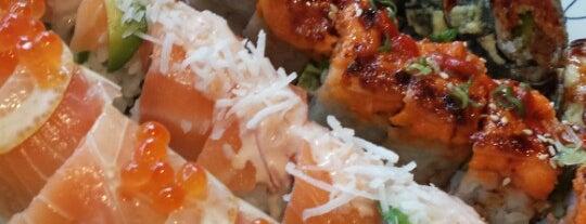 Mio Sushi is one of Megan: сохраненные места.