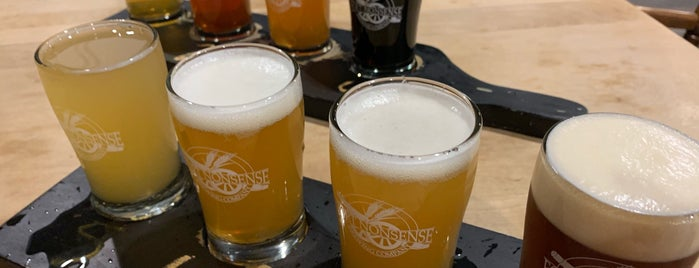 Fort Nonsense Brewing Company is one of Kenさんのお気に入りスポット.