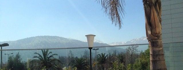 Alto Las Condes is one of #SantiagoTrip.