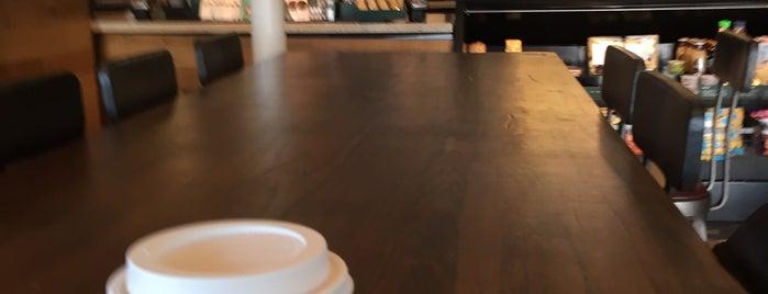 Starbucks is one of Orte, die Aptraveler gefallen.