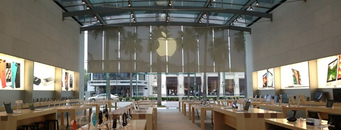 Apple Highland Village is one of Tempat yang Disukai Diana.