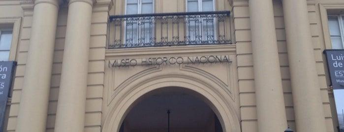 Museo Histórico Nacional is one of #SantiagoTrip.