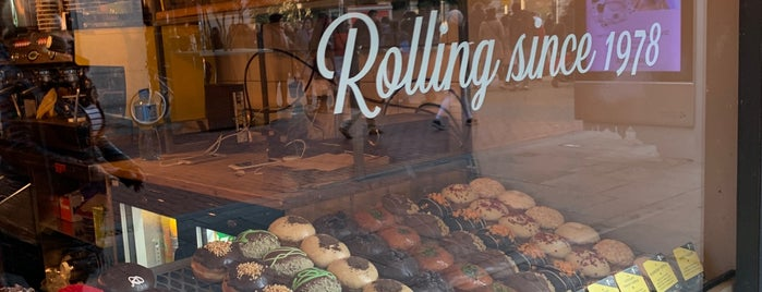 The Rolling Donut is one of Dublin 2019.