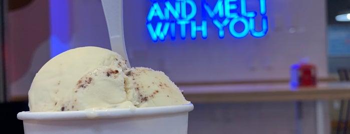 Cloud 10 Creamery is one of Locais curtidos por Aptraveler.