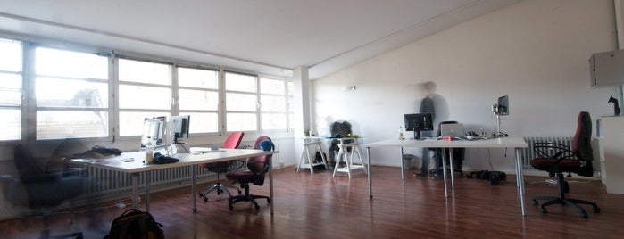 co.up community space is one of Coworking.