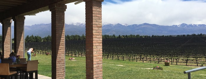 Bodega Andeluna is one of Experience Mendoza.