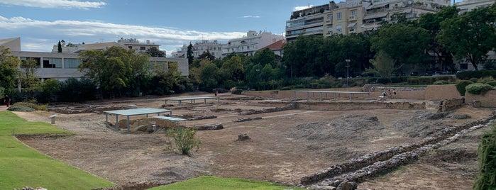 Λύκειο του Αριστοτέλη is one of Athens, Greece.