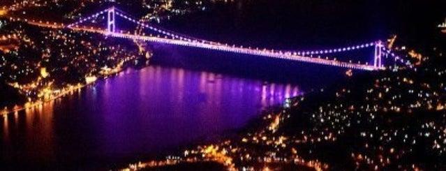 Boğaziçi Köprüsü is one of SÜRÜCÜ KURSU http://www.ozsagyildirim.com/.