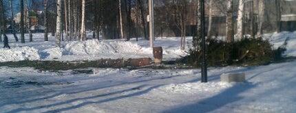 Парк Победы is one of Tempat yang Disukai Alexander.
