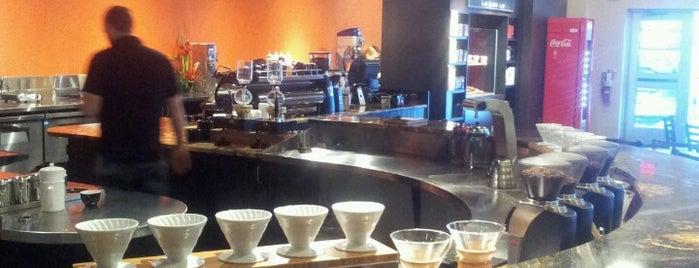 SteamDot Benson Coffee Bar is one of Gespeicherte Orte von myrrh.