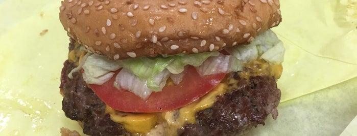Sky Rocket Burger is one of Lugares favoritos de Albert.