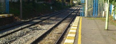 İdealtepe Tren İstasyonu is one of Haydarpaşa - Pendik Banliyö / Suburban.