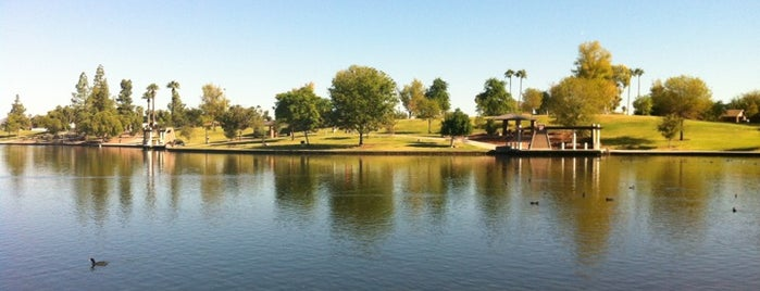 Kiwanis Park is one of Arizona.