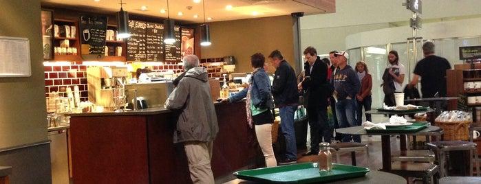 Starbucks is one of Karl Ernest : понравившиеся места.
