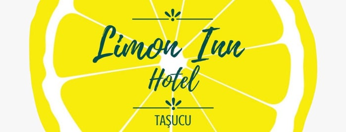 Limon Inn Hotel, Taşucu is one of hotels 2.