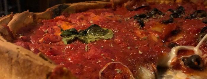 Patxi's Pizza is one of Locais curtidos por Lyndsey.
