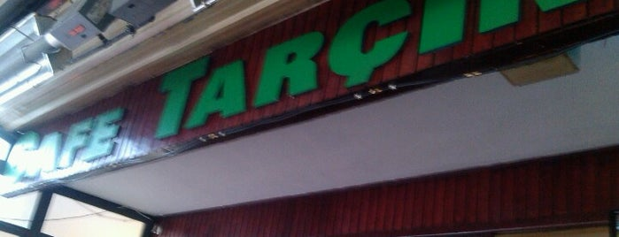 Cafe Tarçın is one of Kızılay Mekanları.