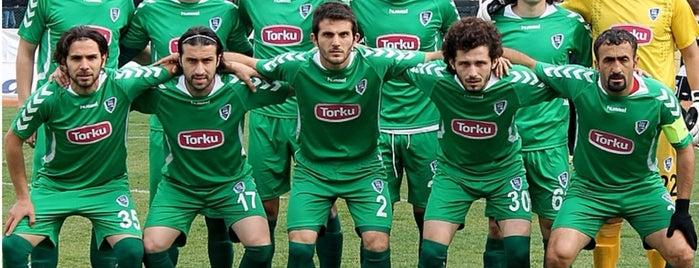 Anadolu Selcuklu Spor Tesisleri is one of Durmuş 님이 저장한 장소.