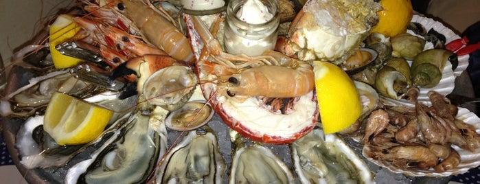 Brasserie de La Mer is one of I Cento di Torino e Piemonte 2012 (Top 50).