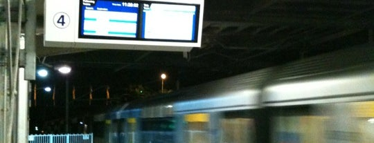 Rockdale Station is one of Sydney Train Stations Watchlist.
