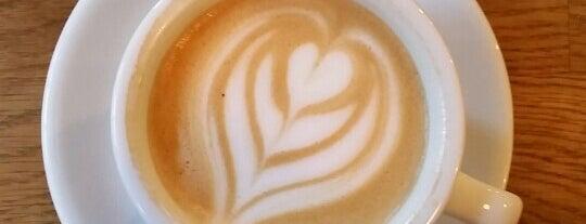 Europe specialty coffee shops & roasteries
