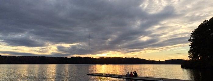 Dockside Lake Wheeler is one of Gespeicherte Orte von Olesya.