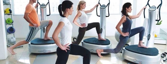 Shapemaster Pilates,powerplate Center is one of Orte, die Damla gefallen.