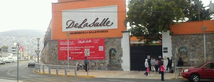Universidades La Salle de Mexico