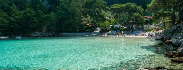 Glifoneri Beach is one of Thassos.