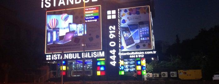 İstanbul Bilişim is one of seyfi'nin Beğendiği Mekanlar.