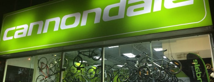 Cannondale is one of Asasas 님이 저장한 장소.