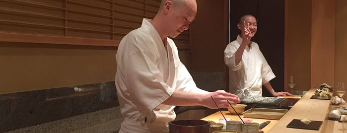 Sushi Tokami is one of TK.