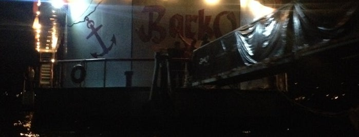 Barco Disco Lounge is one of Por Hacer.