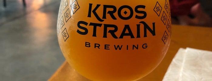 Kros Strain Brewing is one of GABST Omaha.