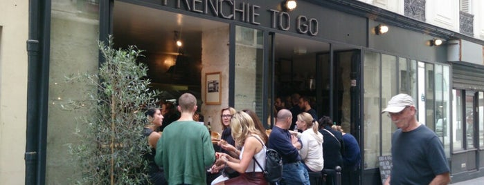Frenchie to Go is one of Paris.