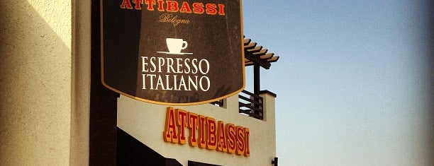 Attibassi is one of the world's best restaurants.