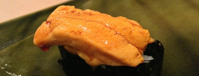 Sukiyabashi Jiro is one of To-do Food.