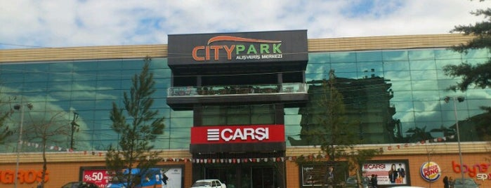 CityPark is one of Diyarbakir.