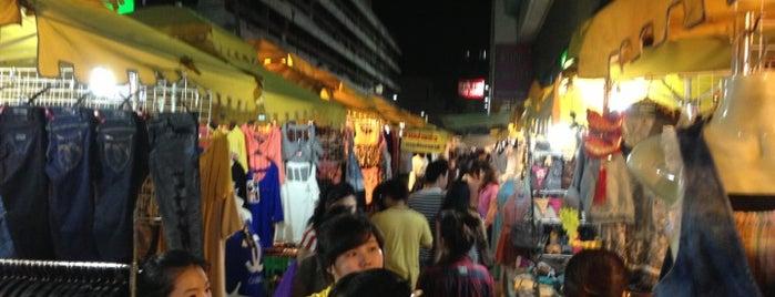 Bangrak Bazaar is one of Thailand.