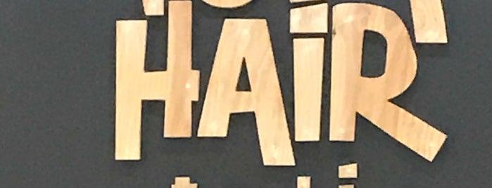 Nova Hair Studio is one of Lugares favoritos de Caro.