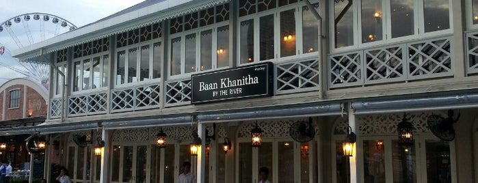 Baan Khanitha by the River (บ้านขนิษฐา) is one of Creigさんの保存済みスポット.