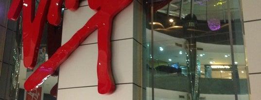 Virgin Mega Store is one of Lugares favoritos de i.Eternity.