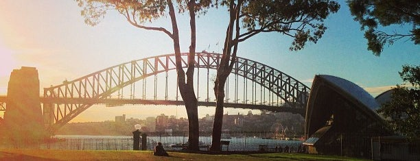 Royal Botanic Garden is one of Australia - Sydney.