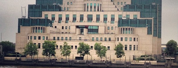 MI6 is one of UK Film Locations.