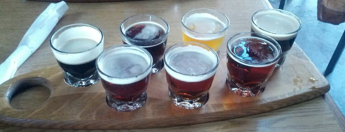 SanTan Brewing Company is one of Phoenix-area craft breweries.