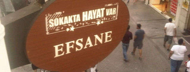 Efsane Cafe & Pub is one of PubBarBistro.
