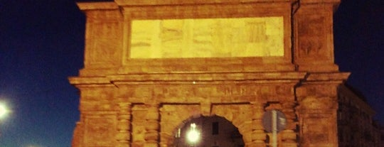 Porta Romana is one of Milano.