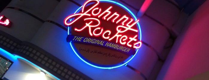 Johnny Rockets is one of Dubai Food 6.