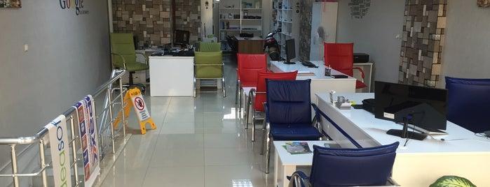 Yadonel Bilgisayar&Güvenlik Sistemleri Sanayi ve Ticaret Ltd. Şti is one of สถานที่ที่ Onur ถูกใจ.